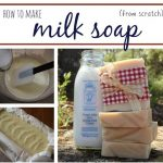 How To Make Homemade Milk Soap From Scratch
