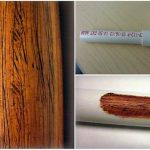 How To Make Pvc Pipe Look Like Wood