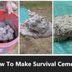 How To Make Survival Cement