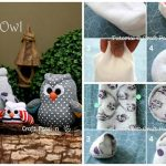 How To Sew Sock Owls