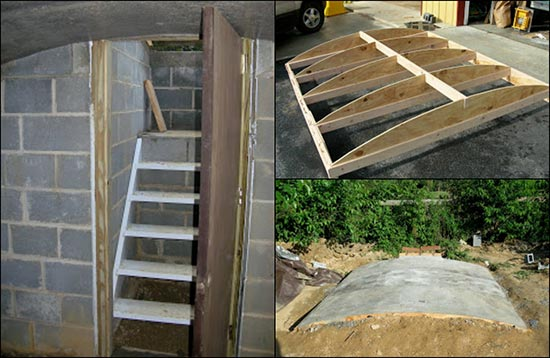 How to Build An Underground Root Cellar