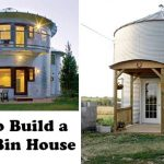 How To Build A Grain Bin Home