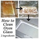 How to Easily Clean Oven Glass With Just 2 Ingredients