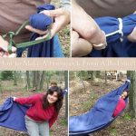 How to Make A Hammock From A Bed sheet