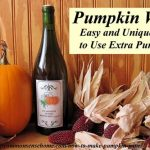 How to Make Pumpkin Wine