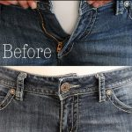 How to Make the Waist Bigger on Your Favorite Jeans