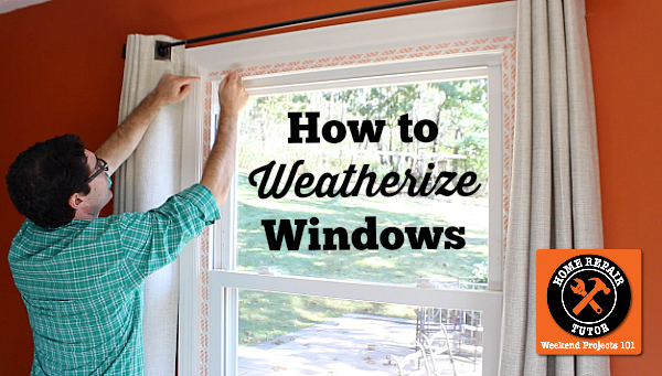 How To Weatherize Your Windows Ready For Winter
