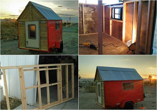 How to build a DIY Micro Camper