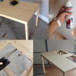 IKEA Table Is Transformed Into The Ultimate Play Area
