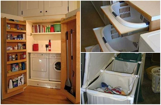 10 Laundry Room Storage Ideas That Ll Knock Your Socks Off