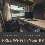 Free WI-Fi If You Travel/Live In A Rv