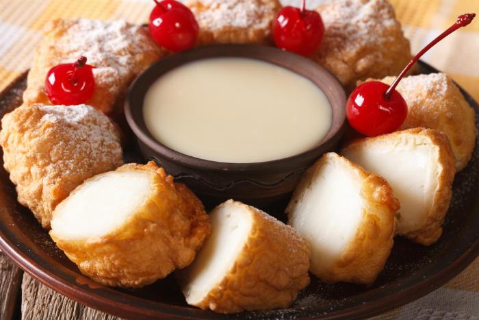 Leche Frita Dessert Recipe
