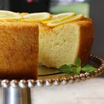 1920 Famous Ritz Carlton Lemon Pound Cake