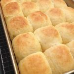 Moravian Yeast Roll Recipe
