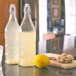 Homemade Natural Ginger Ale