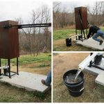 Living Off Grid – A Home Made Deep Well Pump