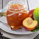 Canning Recipe - Peach Vanilla Bean Jam
