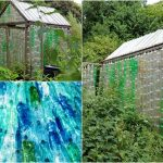 Plastic Bottle Greenhouse Build Guide