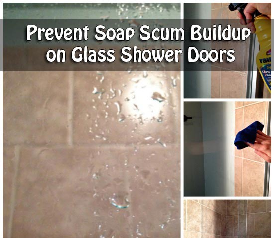 Cleaning Guide How To Clean Your Glass Shower Doors Properly: Prevent Soap Scum Buildup On Glass Shower Doors