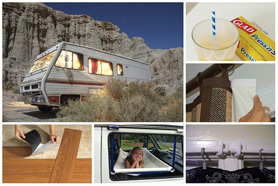 37 RV Tips & Tricks That Will Make You a Happy Camper