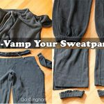 Re-Vamp Your Sweatpants