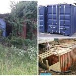 Reasons You Should Never Bury A Shipping Container Bunker Underground