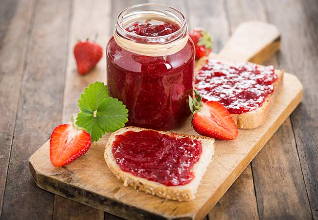 Strawberry Honey Jam Recipe