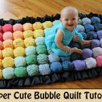 Super Cute Bubble Quilt Tutorial