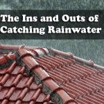 The Ins and Outs of Catching Rainwater
