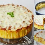 Three Cheese Italian Rigatoni Pie Recipe