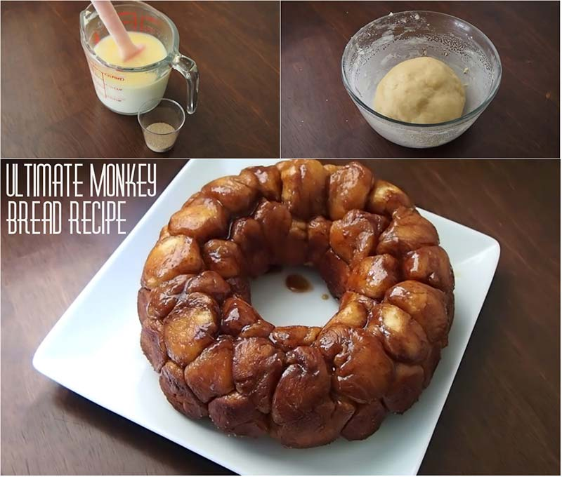 Ultimate Monkey Bread Recipe