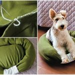 Upcycled Sweater: Cat Bed Or Dog Bed