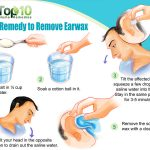 10 Home Remedies to Remove Earwax