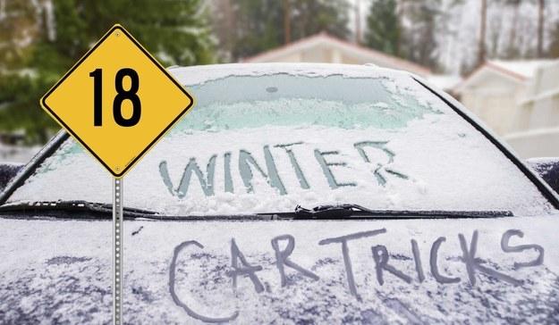 18 Winter Car Tips & Tricks That Are Borderline Genius