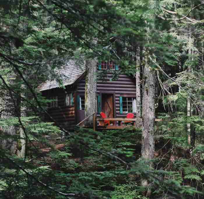 off grid house power