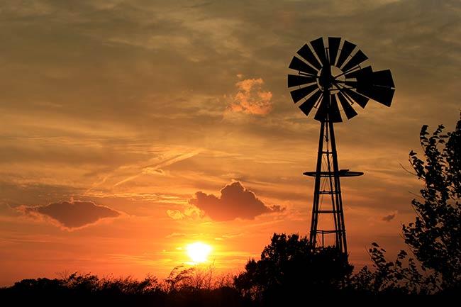 convert a Windmill Into a Wind Generator